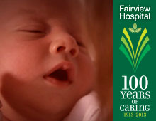 Fairview Hospital: 100 Years of Caring