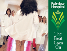 Fairview Hospital: The Beat Goes On
